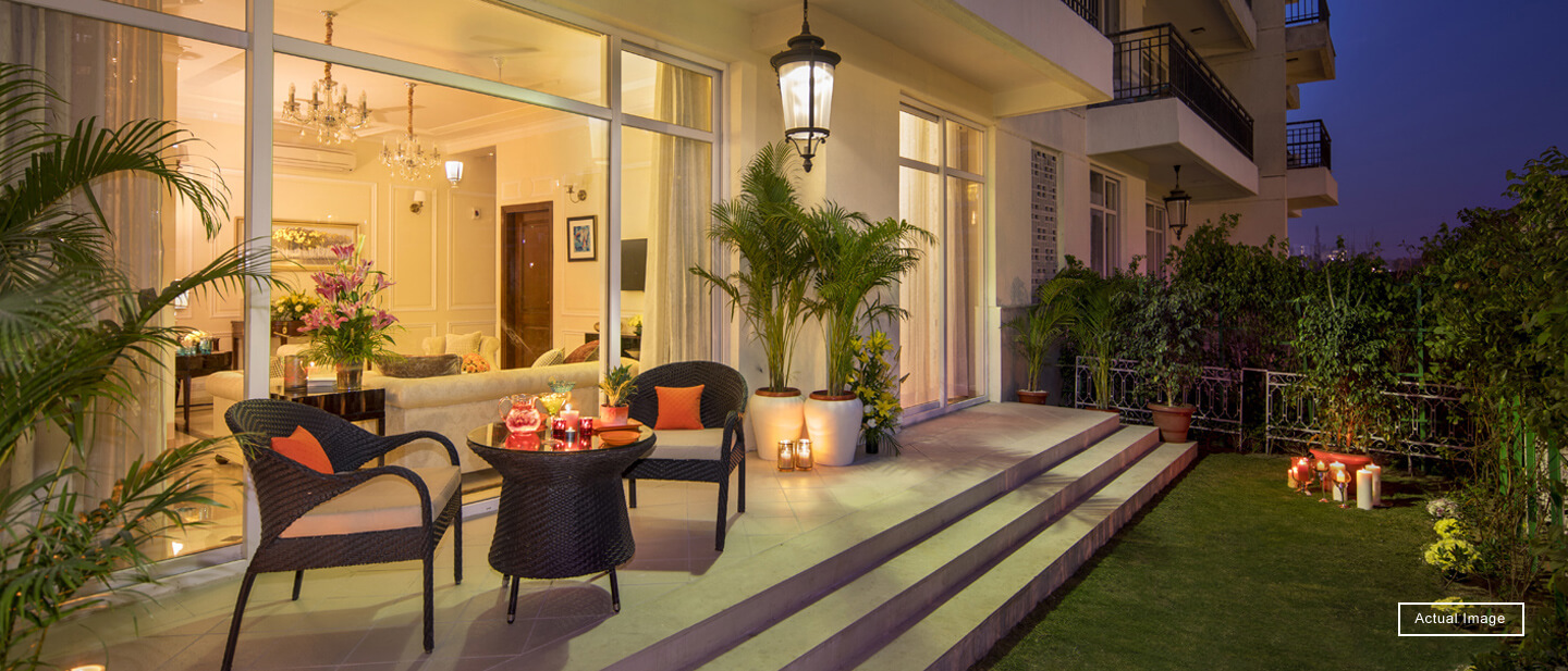 central park beau villas sector 48 gurgaon