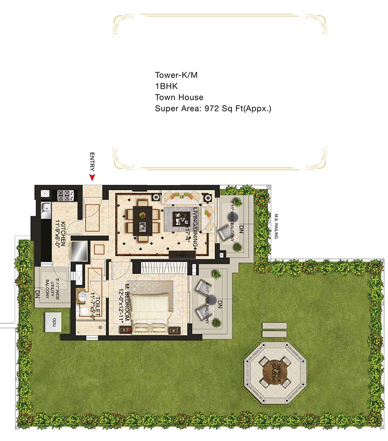 Central Park Beau Villas Sector 48 Sohna Road Gurgaon