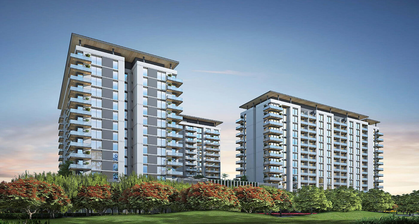 Sobha Hartland Aflux Apartments Price Dubai Canal UAE